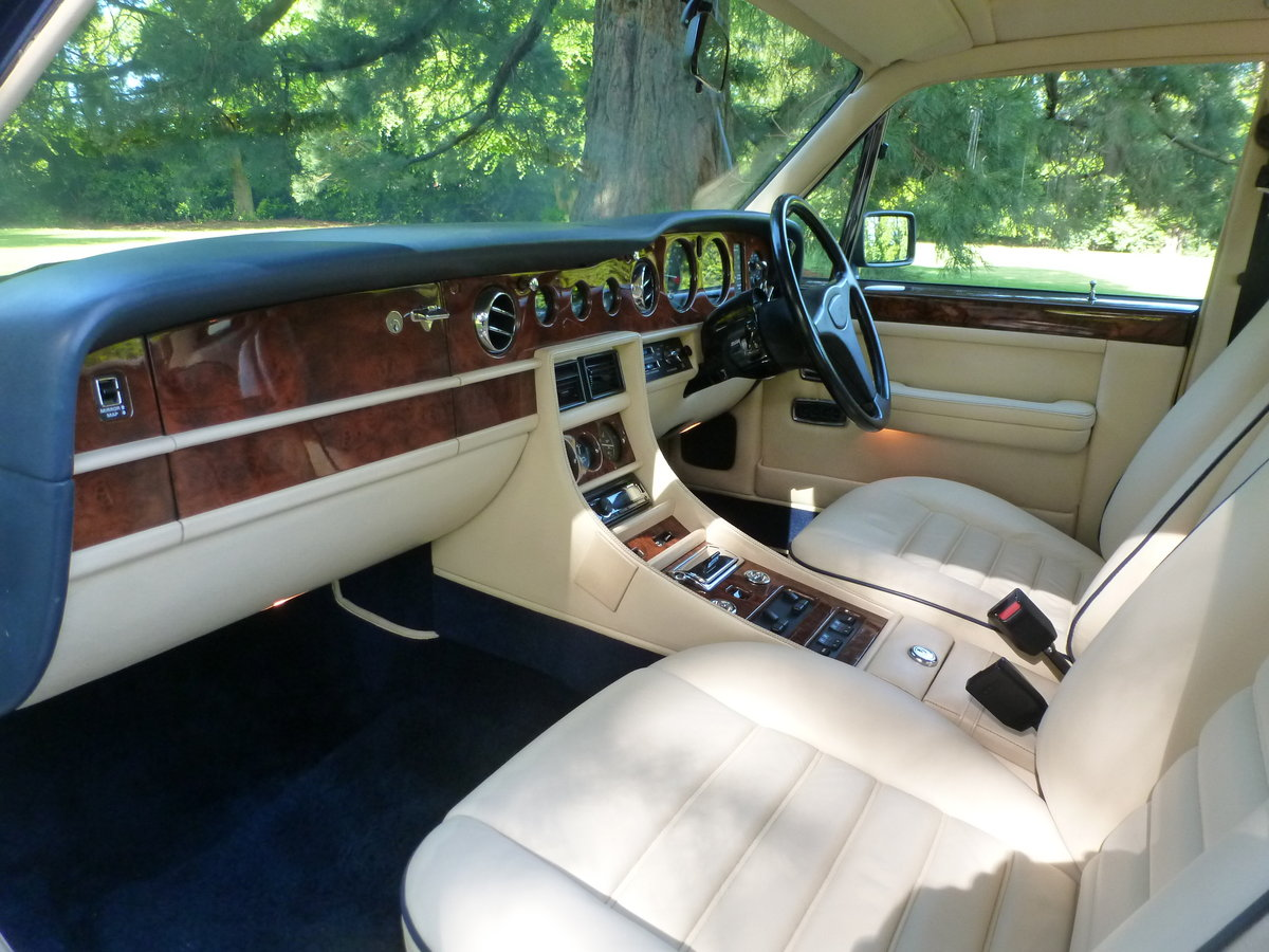 1987 Cherished low mileage Bentley Turbo R SOLD (picture 1 of 6)