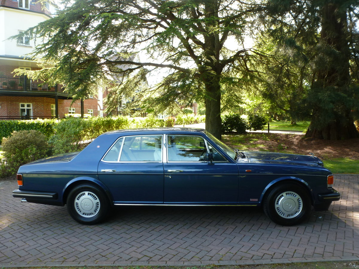 1987 Cherished low mileage Bentley Turbo R SOLD (picture 3 of 6)