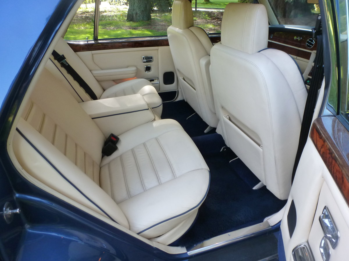 1987 Cherished low mileage Bentley Turbo R SOLD (picture 5 of 6)