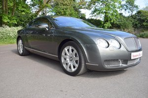 2005/54 Bentley Continental GT in Cypress For Sale