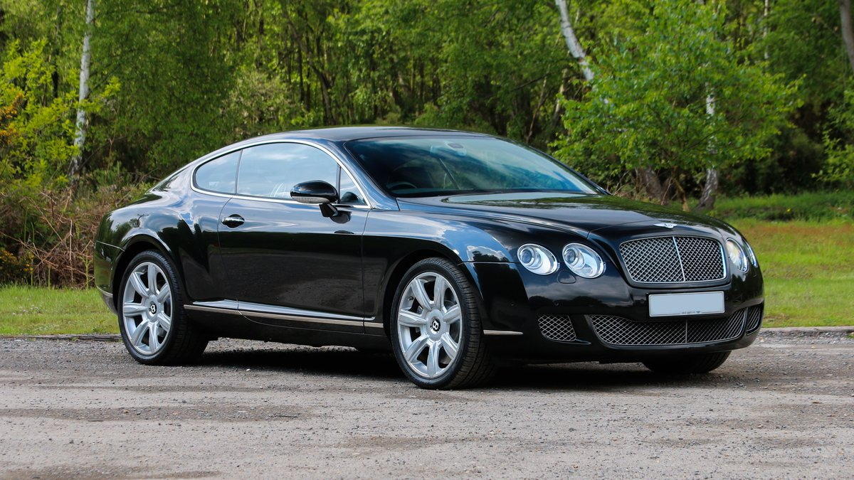 2009 BENTLEY CONTINENTAL GT 6.0 W12 | FANTASTIC HISTORY SOLD (picture 1 of 6)