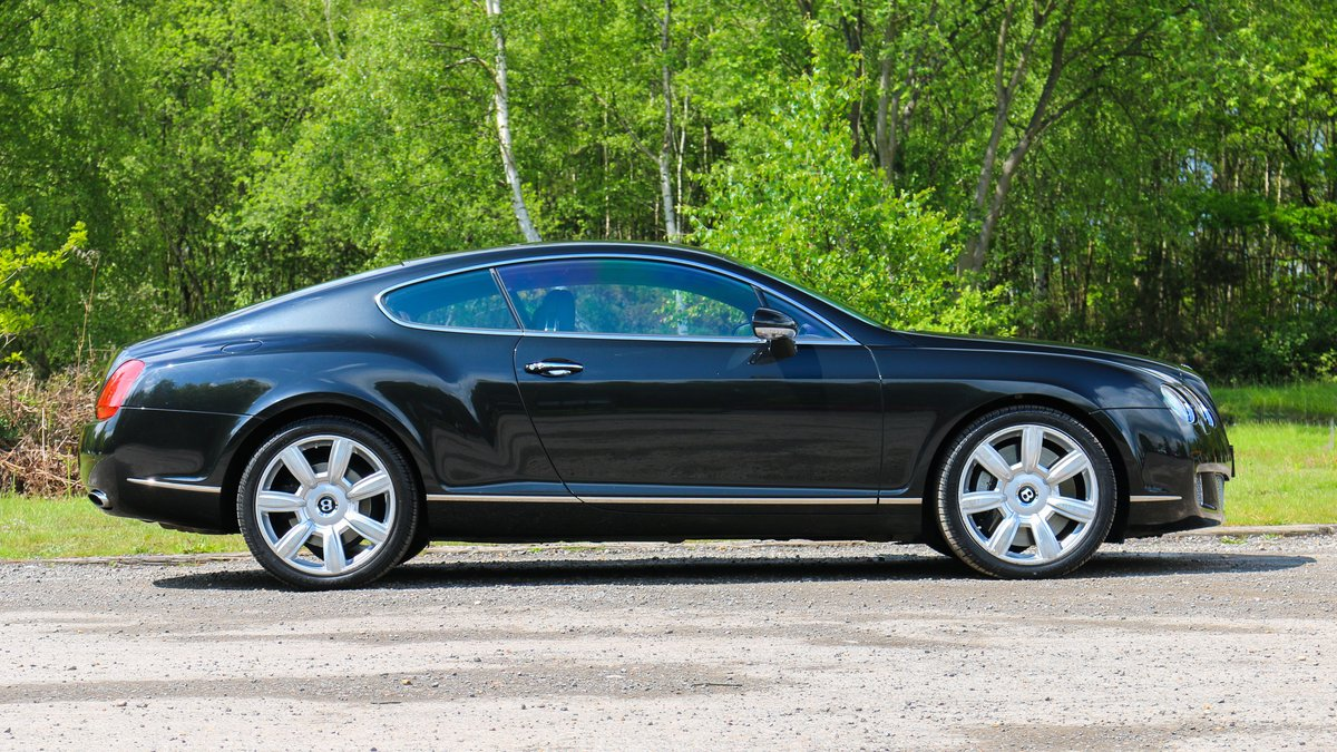 2009 BENTLEY CONTINENTAL GT 6.0 W12 | FANTASTIC HISTORY SOLD (picture 4 of 6)