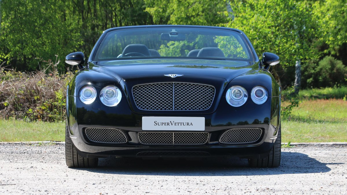 2008 BENTLEY GTC W12 - MULLINER DRIVING SPECIFICATION SOLD (picture 3 of 6)