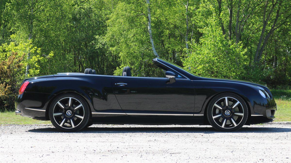 2008 BENTLEY GTC W12 - MULLINER DRIVING SPECIFICATION SOLD (picture 5 of 6)