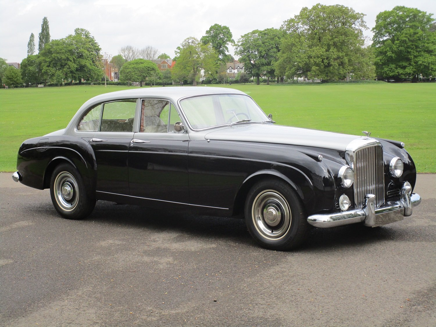 1957 Bentley S1 Continental Six Light Flying Spur (LHD) For Sale (picture 1 of 1)