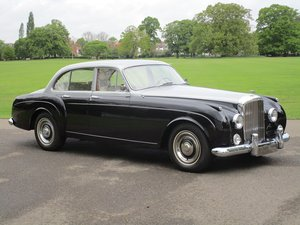 1957 Bentley S1 Continental Six Light Flying Spur (LHD) For Sale