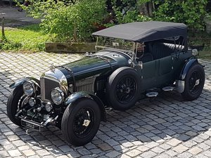 Bentley B Special Speed 8 by Vintage Racing Green