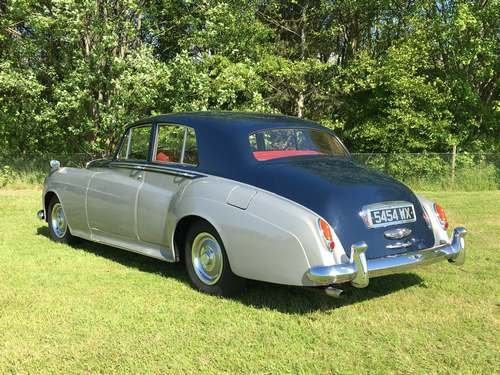 1961 Bentley S2 Series C at Morris Leslie Auction 17th August SOLD by Auction (picture 2 of 6)