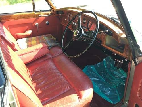 1961 Bentley S2 Series C at Morris Leslie Auction 17th August SOLD by Auction (picture 4 of 6)