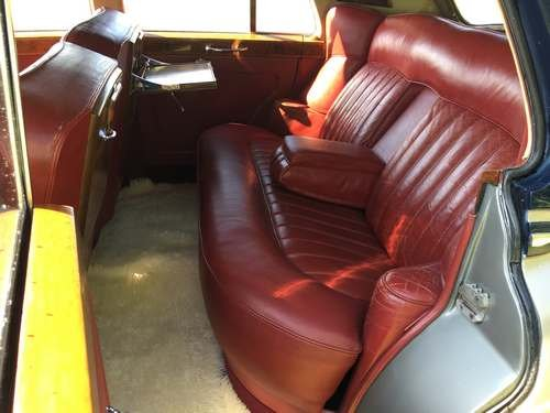 1961 Bentley S2 Series C at Morris Leslie Auction 17th August SOLD by Auction (picture 6 of 6)