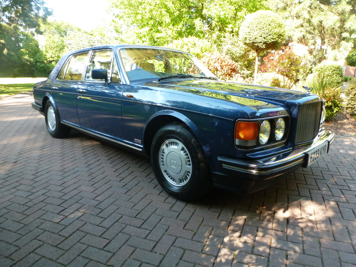 1987 Cherished low mileage Bentley Turbo R SOLD (picture 6 of 6)