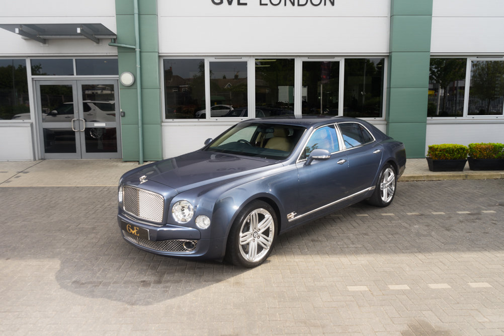 Bentley Mulsanne V8 2011 For Sale (picture 1 of 6)