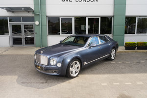 Bentley Mulsanne V8 2011 SOLD