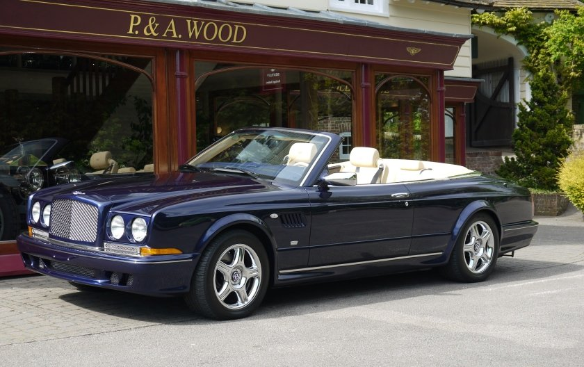 Bentley Azure Le Mans LHD. 2001 For Sale (picture 1 of 3)