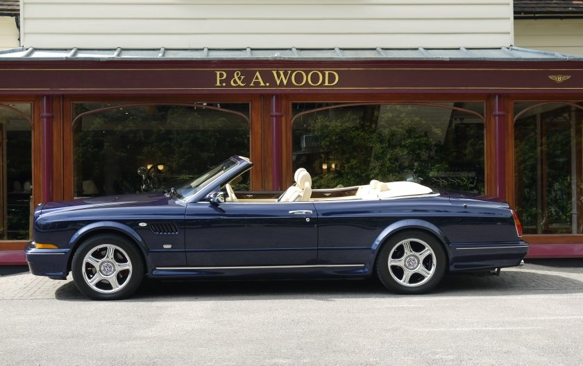 Bentley Azure Le Mans LHD. 2001 For Sale (picture 2 of 3)