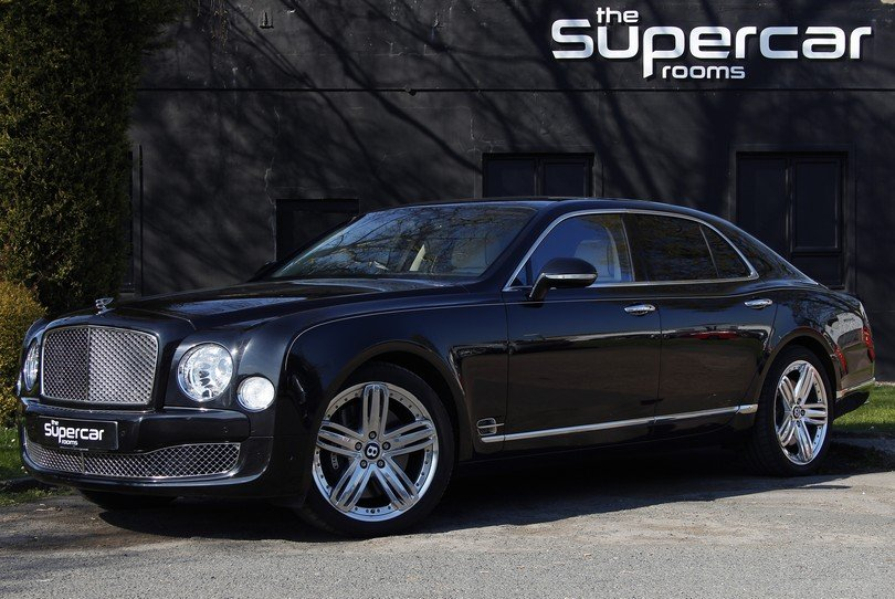 Bentley Mulsanne - 2013 - 19K Miles - Full Bentley History For Sale (picture 1 of 6)
