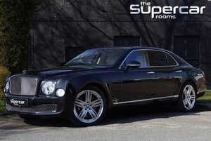 Bentley Mulsanne - 2013 - 19K Miles - Full Bentley History For Sale