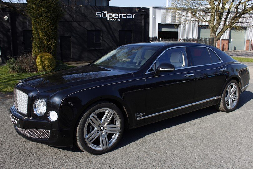 Bentley Mulsanne - 2013 - 19K Miles - Full Bentley History For Sale (picture 2 of 6)