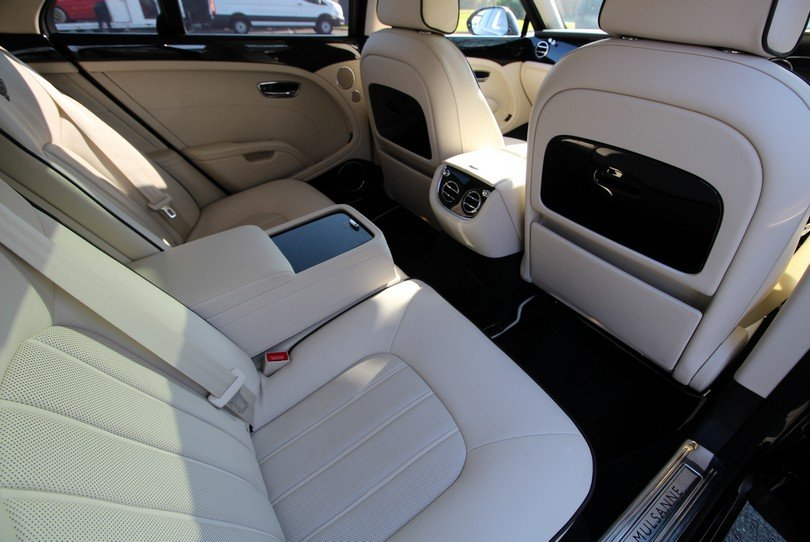 Bentley Mulsanne - 2013 - 19K Miles - Full Bentley History For Sale (picture 6 of 6)