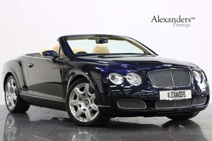 2009 09 BENTLEY CONTINENTAL GTC 6.0 W12 AUTO