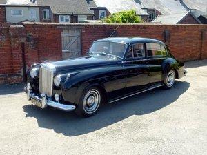 1958 Bentley S1 LWB Saloon For Sale by Auction