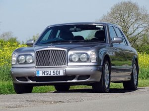 1999 Bentley Arnage Red Label For Sale by Auction