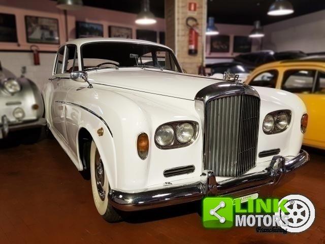 Bentley S3 del 1964, Cambio automatico, Impianto GPL, Aria  For Sale (picture 1 of 6)