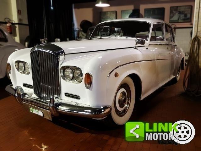 Bentley S3 del 1964, Cambio automatico, Impianto GPL, Aria  For Sale (picture 2 of 6)
