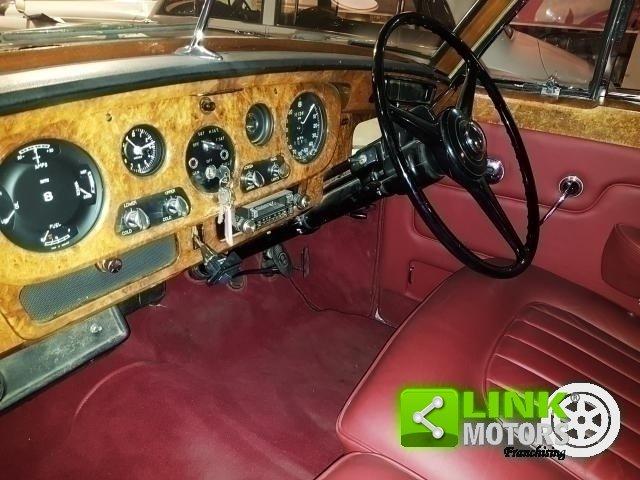 Bentley S3 del 1964, Cambio automatico, Impianto GPL, Aria  For Sale (picture 5 of 6)