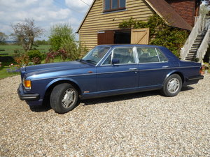 1989 Fine Example  Bentley Turbo R with 12 month MOT For Sale