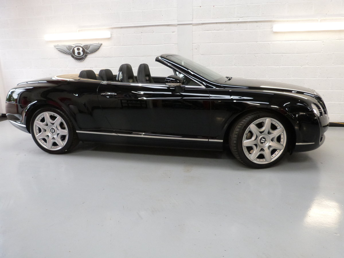 2008 Bentley  Continental 6.0L W12 GTC  Only 30,000miles For Sale (picture 1 of 6)
