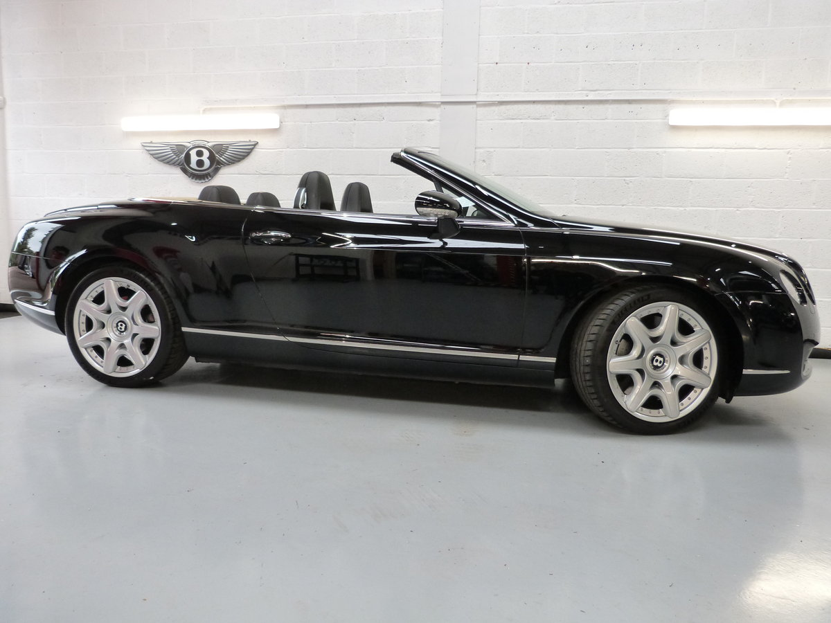 2008 Bentley  Continental 6.0L W12 GTC  Only 30,000miles For Sale (picture 2 of 6)
