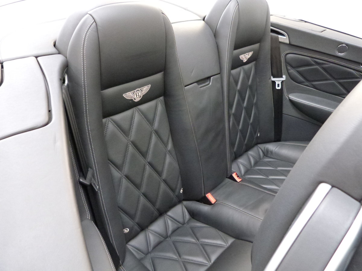 2008 Bentley  Continental 6.0L W12 GTC  Only 30,000miles For Sale (picture 4 of 6)