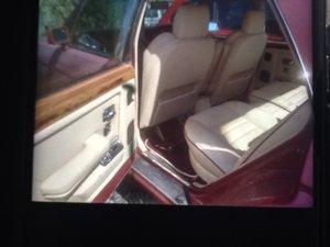 1989 Bentley turbo r SOLD