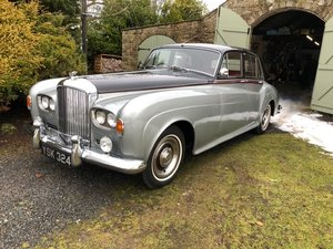 Bentley S3 Air conditioned