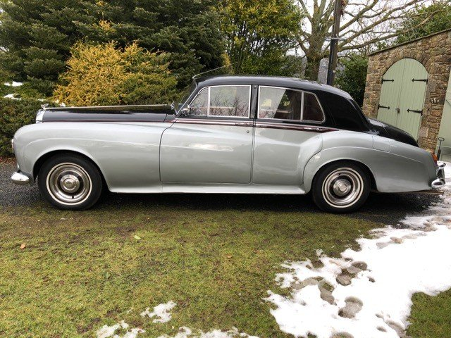 Bentley S3 Air conditioned For Sale (picture 5 of 6)