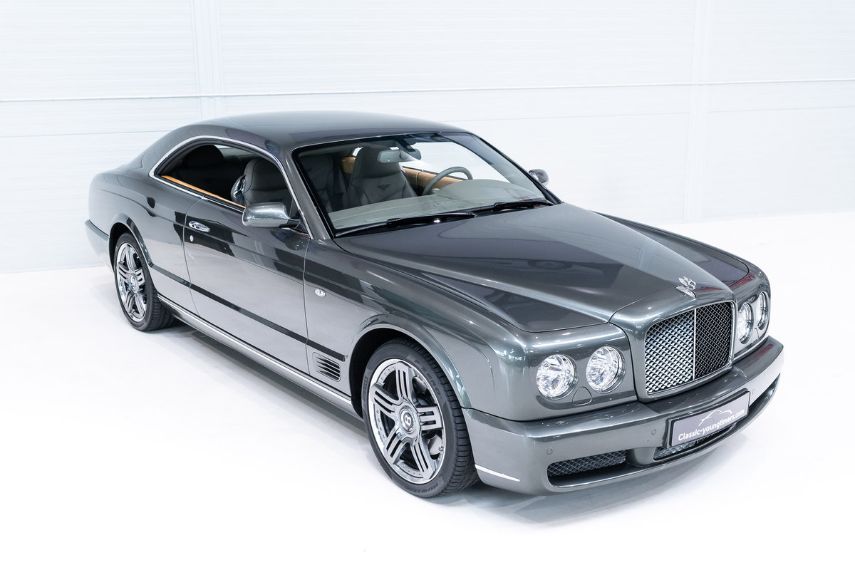 2009 Bentley Brooklands For Sale (picture 1 of 6)