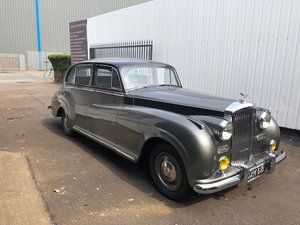 1953 ***Bentley R Type - 4566cc July 20th For Sale by Auction