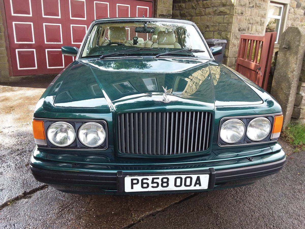 Bentley Brooklands Turbo 1997 For Sale (picture 1 of 6)