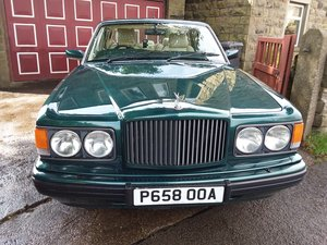 Bentley Brooklands Turbo 1997