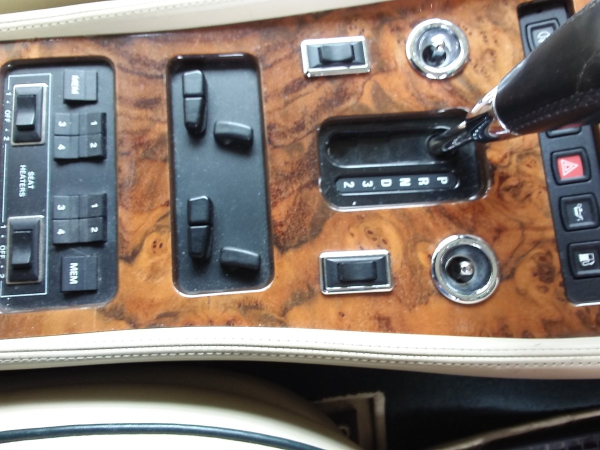 Bentley Brooklands Turbo 1997 For Sale (picture 6 of 6)