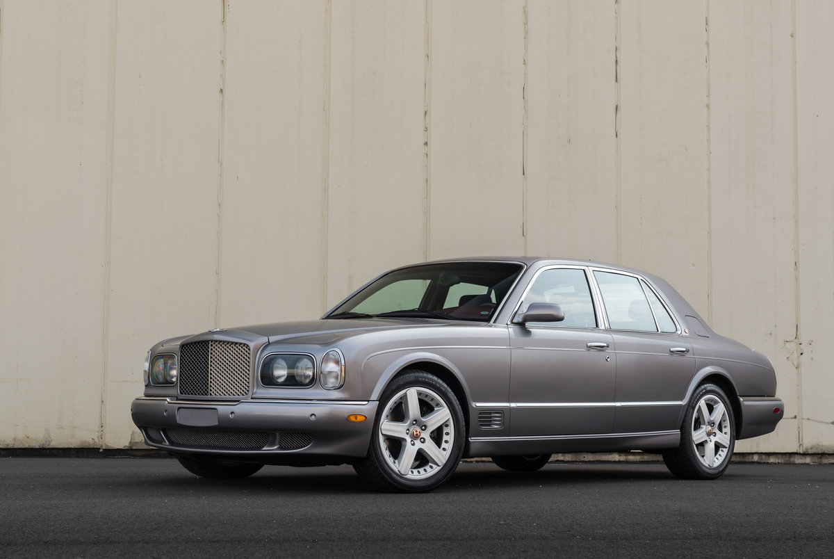 2004 Bentley Arnage Red Label For Sale (picture 1 of 6)