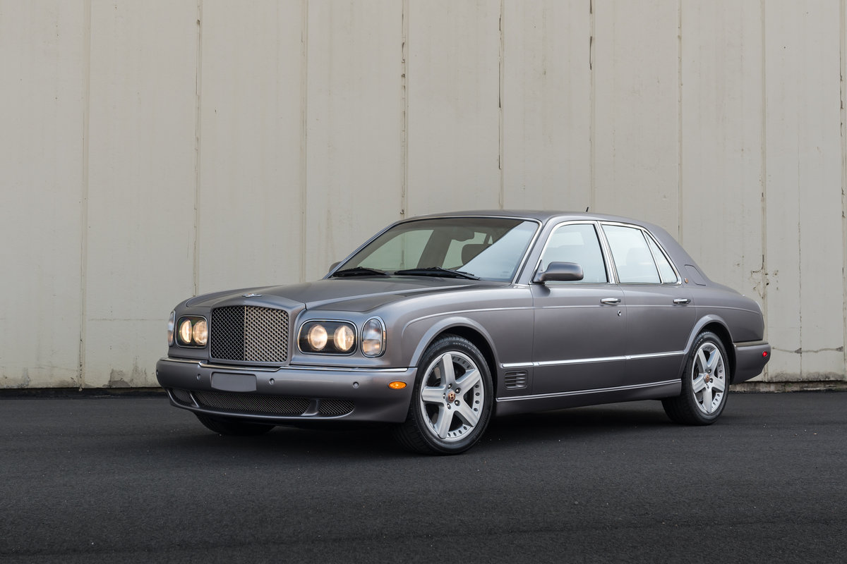 2004 Bentley Arnage Red Label For Sale (picture 2 of 6)