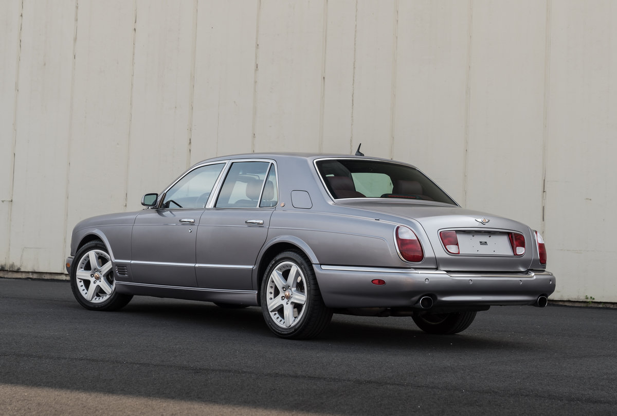 2004 Bentley Arnage Red Label For Sale (picture 3 of 6)