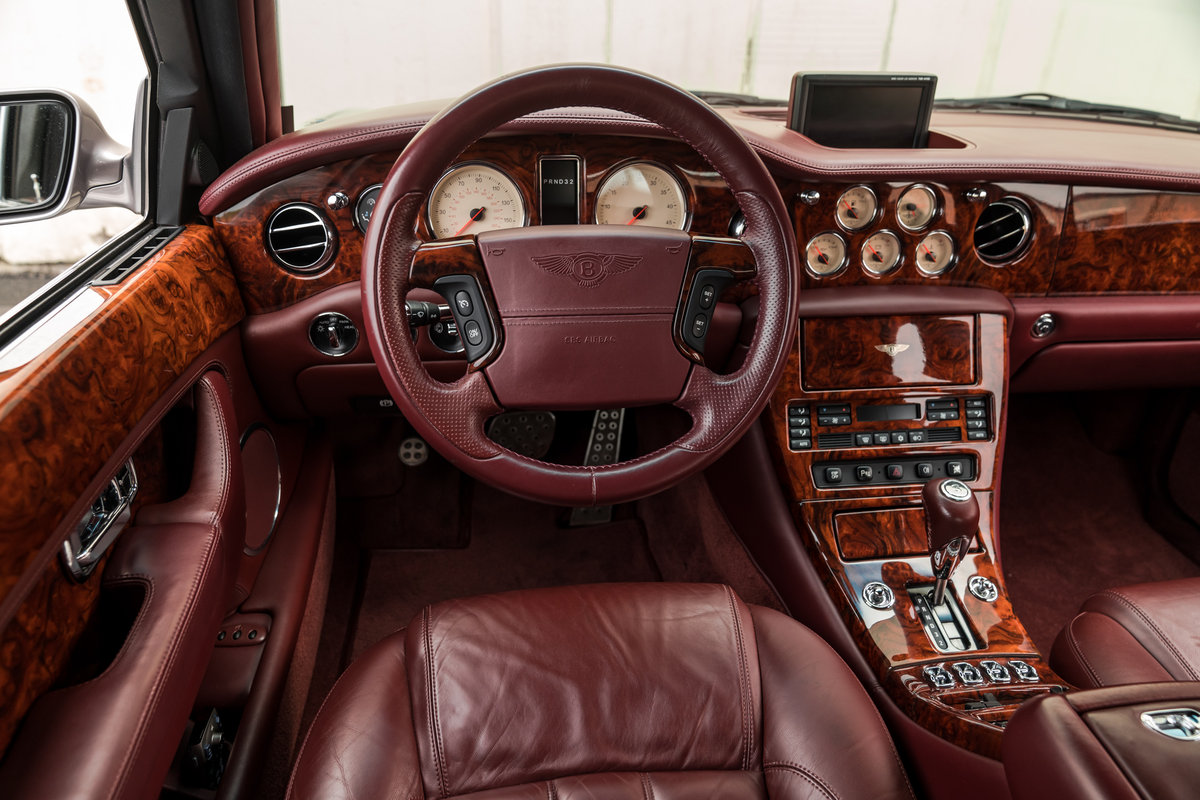 2004 Bentley Arnage Red Label For Sale (picture 4 of 6)