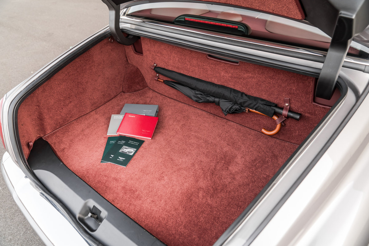 2004 Bentley Arnage Red Label For Sale (picture 6 of 6)