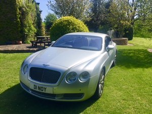 2004 Bentley Continental GT Recent major service