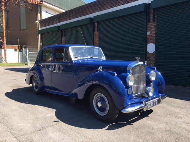 1953 BENTLEY R TYPE 4.5 LITRE - £26,950 For Sale (picture 1 of 12)
