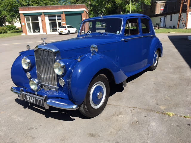 1953 BENTLEY R TYPE 4.5 LITRE - £26,950 For Sale (picture 2 of 12)