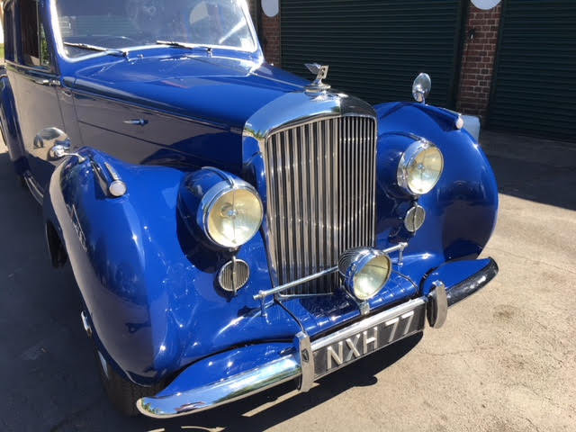 1953 BENTLEY R TYPE 4.5 LITRE - £26,950 For Sale (picture 4 of 12)